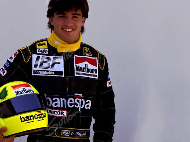 Christian Fittipaldi in 1993