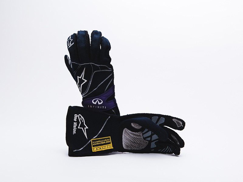 2015 Daniel Ricciardo Red Bull Racing Gloves