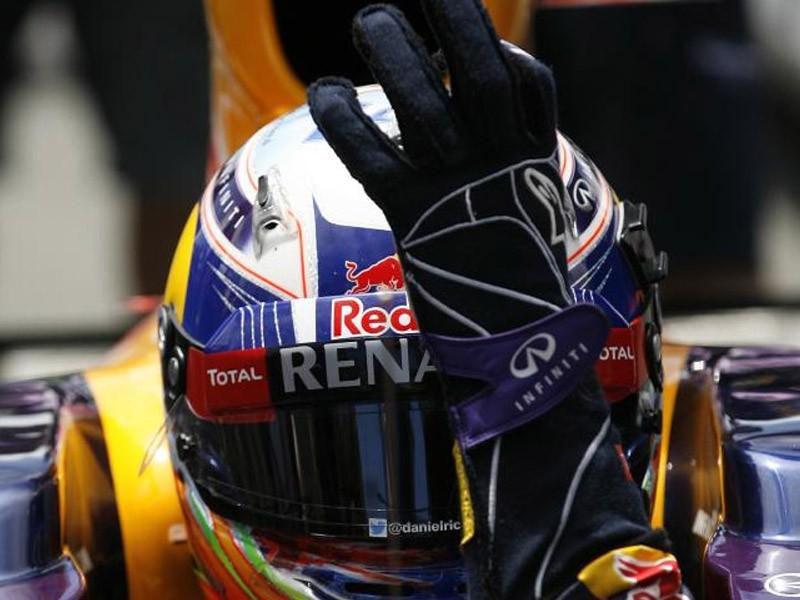 Daniel Ricciardo in 2015