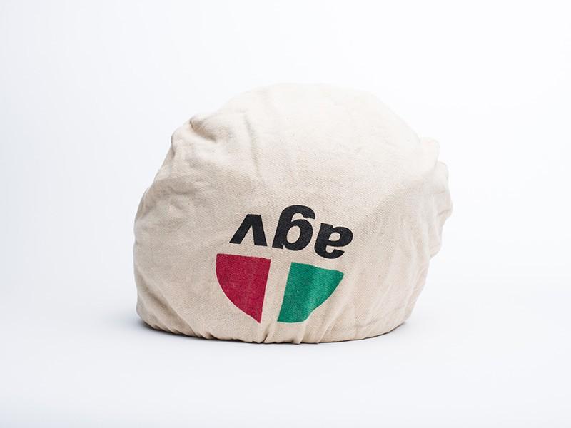1976 Emerson Fittipaldi AGV Helmet