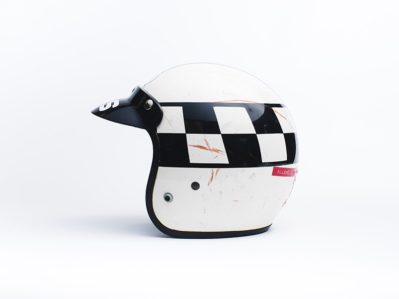 Innes Ireland Collection from Race Used