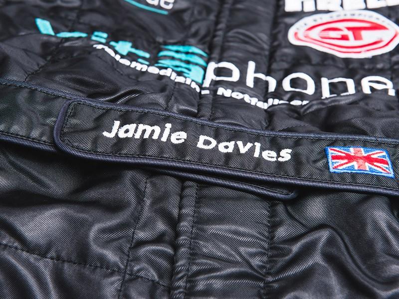 2006 Jamie Davies FIA GT Vitaphone Maserati Overalls