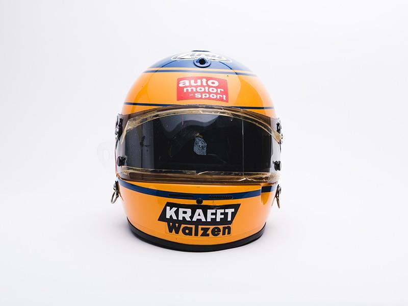 1992 Used Karl Wendlinger helmet
