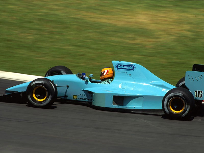 Karl Wendlinger in 1992