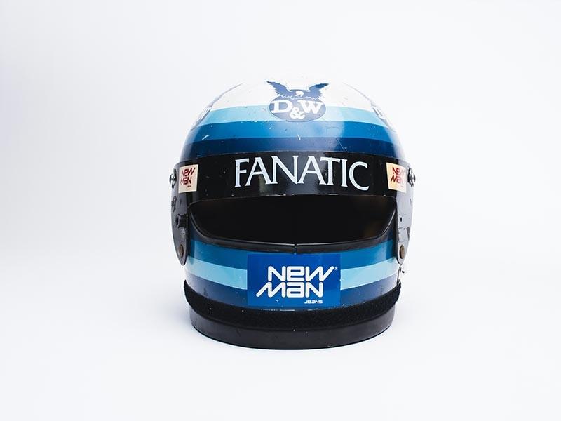 1984/85/86 Klaus Ludwig Bell helmet