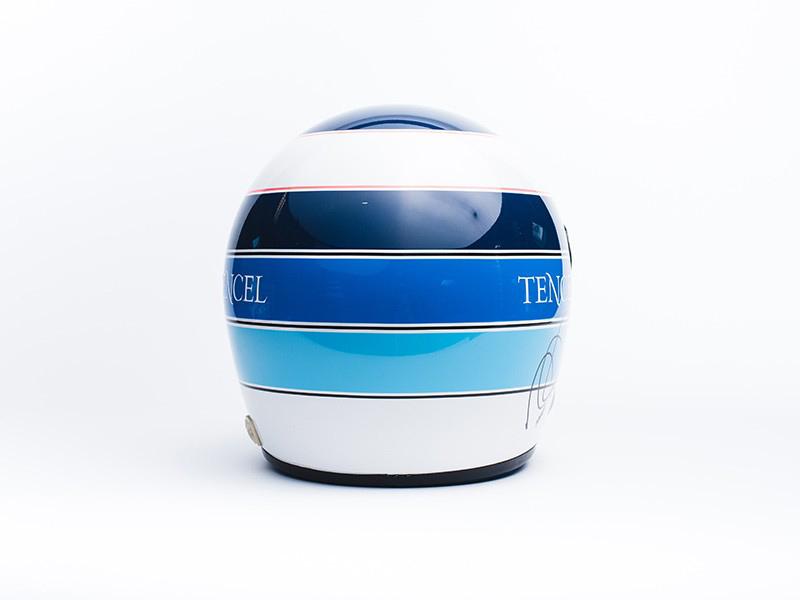 Mika Hakkinen Signed 1995 McLaren Helmet