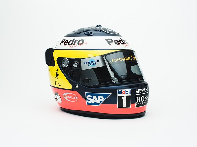 2006 Pedro De La Rosa McLaren Helmet