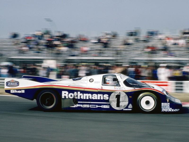 'Works' Rothmans Porsche 956
