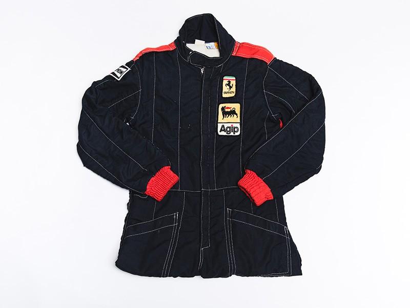 1982/3 Stand 21 René Arnoux Overalls