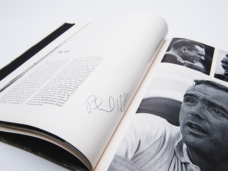 Rennfahrer - Benno Muller - Multi-signed