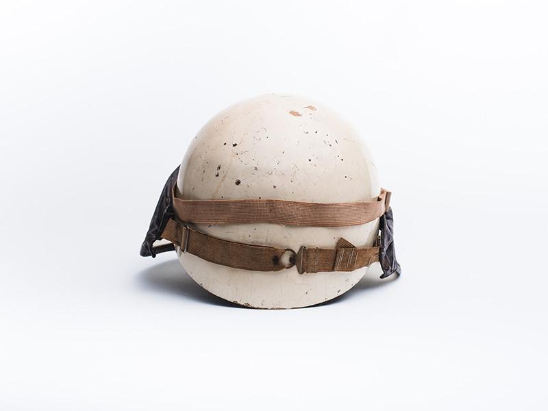Vintage Grose helmet & E.B. Meyrowitz goggles
