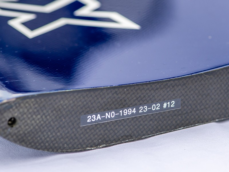 Williams FW23A front wing element