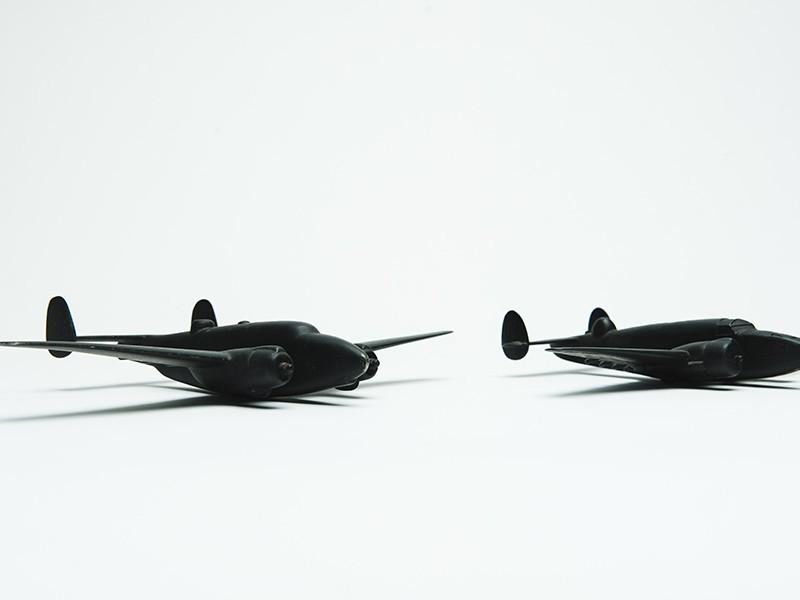 WW2 Identification Planes